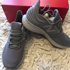 New Balance Grey Running Shoes Brand New in Box